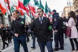 Marsz ONR przeszedł ulicami Warszawy [ZDJĘCIA]