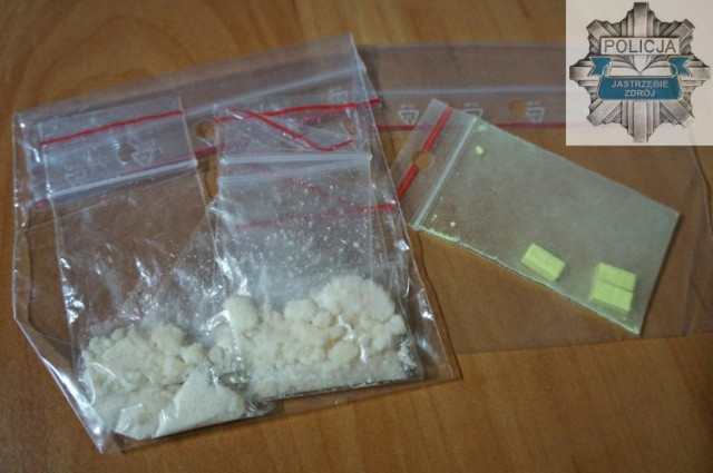 Policja w Jastrzębiu: 22-latek miał narkotyki