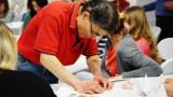 Warsztaty z origami na pierwsze urodziny Bydgoskiego Centrum Sztuki! [zdjęcia, wideo]