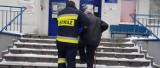 Strażacy z powiatu wieluńskiego pomagają dotrzeć na szczepienie