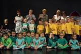 Maluchy zatańczyły na scenie BiFK (FOTO)
