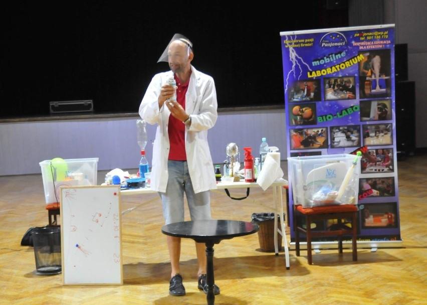 Kościan. Laboratorium Da VInci w KOK i wspaniała zabawa z nauką