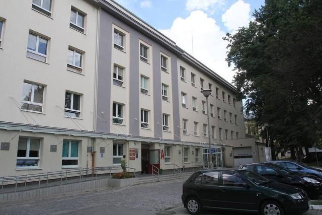 Dyrektor szpitali Jonchera i Jordana w Łodzi zatrzymana za korupcję.