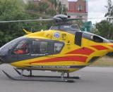 Nieszczęśliwy wypadek na boisku w Żółtnicy. Bramka przewróciła się na mężczyznę
