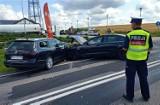 Cztery osoby ranne w wypadku na wojewódzkiej 212 nieopodal Udorpia. Bytowska kronika policyjna