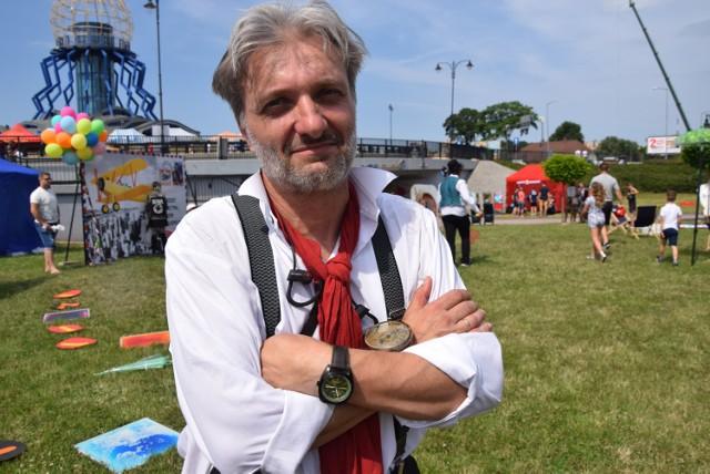 Cezary Żołyński, aktor i reżyser - WAŁBRZYCH