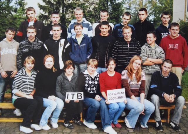 Budowlanka w Skierniewicach - bogata historia szkoły w zdjęciach