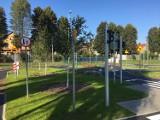 Pleszew. Ekologiczne miasteczko ruchu drogowego już gotowe. Jednak nie można z niego jeszcze korzystać!