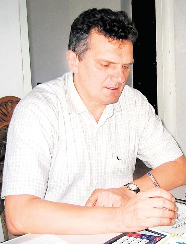 Wójt Stanisław Jasiński przekonuje, że nie był agentem