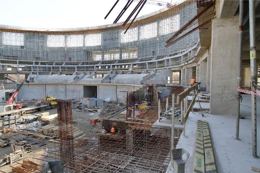 Krakowska Tauron Arena może zmienić sponsora i nazwę