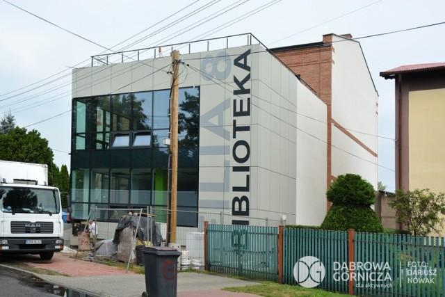 Budynek biblioteki w dzielnicy Strzemieszyce ma się zamienić w lokalne centrum kultury