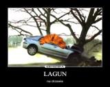 """""""Lagun"""" króluje w internecie, czyli wielka kariera małego rogalika (MEMY)"""