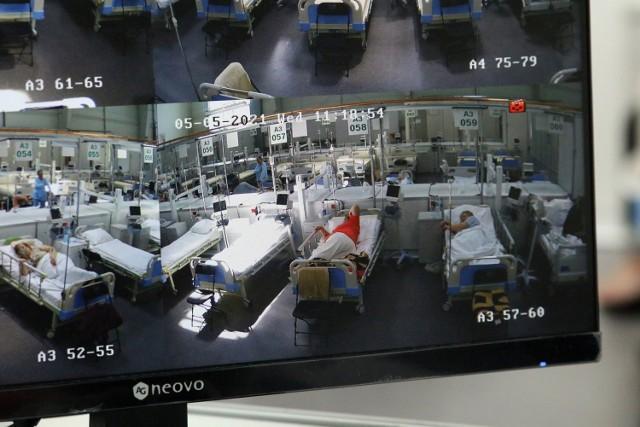 Szpital tymczasowy w Lublinie