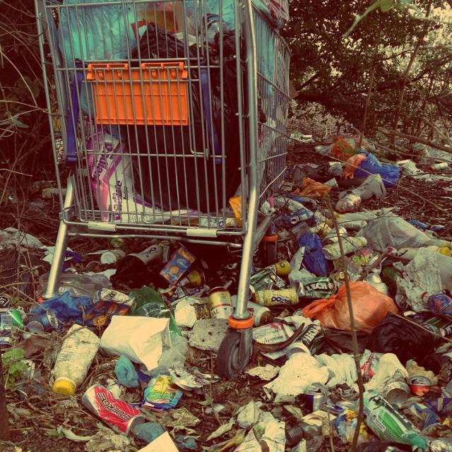 """""""Eko Pakiet"""" zakłada m.in. walkę ze śmieciarzami i nielegalnymi składowiskami odpadów"""