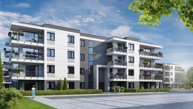 Nowy inwestor mieszkaniowy w Uniejowie. Pierwsza łopata już sierpniu