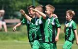 Drużyna GKS Bełchatów rocznik 2010 z mistrzostwem Ligi Okręgowej D2