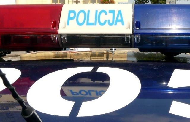 Z ustaleń policji wynika, że w miejscowości Manie kierowca nie dostosował prędkości do warunków drogowych i na łuku drogi wypadł na pobocze