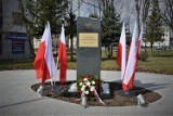Dziś 11. rocznica katastrofy smoleńskiej. W Bełchatowie znajduje się Pomnik Ofiar Katastrofy Smoleńskiej