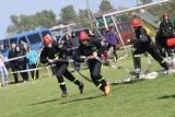 Zawody strażackie Chłapowo 2015. Młodzi mundurowi w natarciu | ZDJĘCIA