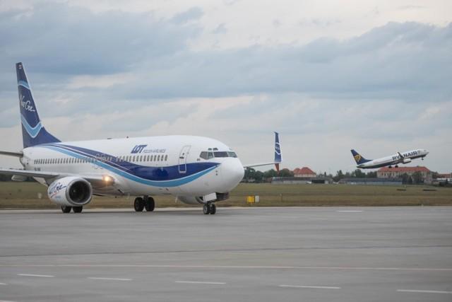 Loty z Poznania do Warszawy zostały zawieszone na cały luty