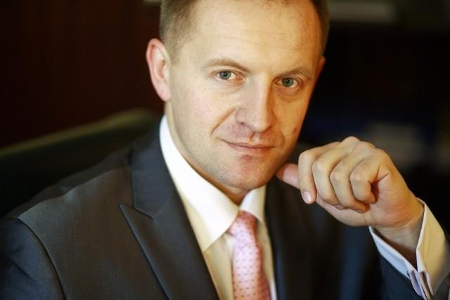 Hubert Papaj zwolni fotel szefa rady, będzie wiceprezydentem