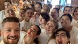Łódź i województwo łódzkie już na EXPO 2020 Dubaj! Studenci UŁ wśród obsługujących Pawilon Polski w strojach projektantki z PŁ