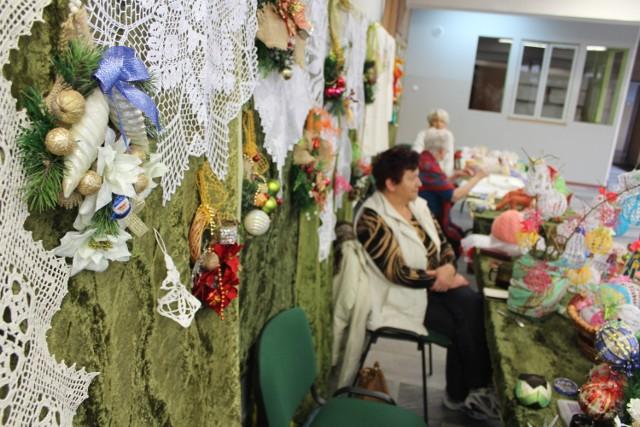 Kiermasz świąteczny w Domu Chemika w Puławach