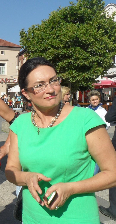 Izabela Kloc nowym senatorem