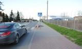 Śmiertelny wypadek z udziałem rowerzystki w Poddębicach