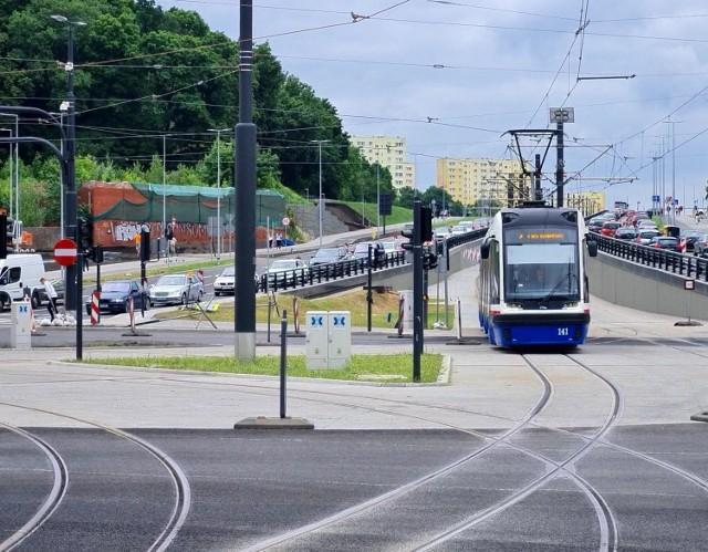 Zaczynają się obiory ulicy Kujawskiej w Bydgoszczy.
