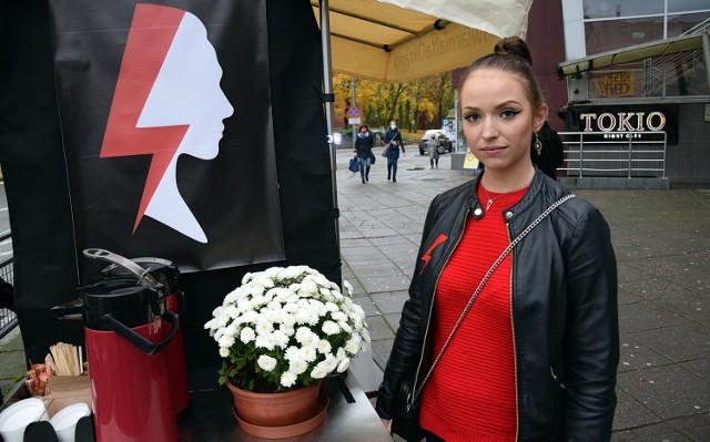 """Gabriela Wiśniewska jest jedną z administratorek grupy """"Stargard walczy do końca"""" na Facebooku."""
