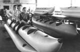 Pracownicy grudziądzkich zakładów pracy na starych fotografiach [zdjęcia]