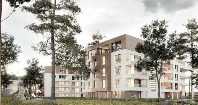 Jedna z najbardziej kuszących inwestycji na polskim wybrzeżu ostatnich lat dostała prawomocne pozwolenie na budowę i niebawem, bo już w grudniu, rozpocznie się sprzedaż apartamentów
