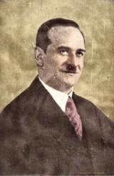 Szymon Wachowiak. Burmistrz Wągrowca, który zginął w bombardowaniu ratusza