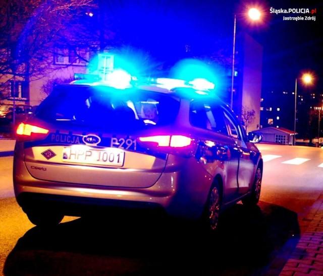 Oprócz poszukiwanego 26-latka kłopotów nabawił się także 31-latek, który podróżował z nim autem.