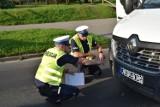 Śmiertelne potrącenie na przejściu dla pieszych w Chojnicach. Nie żyje 75-letnia kobieta