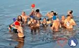 Myszków: morsy spędziły święto zakochanych w wodzie [ZDJĘCIA]