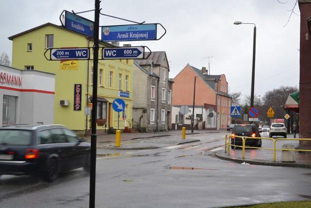 Ulicy Koszalińskiej w Miastku nie ma w planach remontowych do 2020 roku