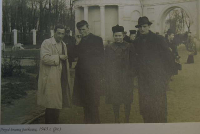 """Historia Skierniewic na podstawie albumu """"Ukłony z Skierniewic. Historia miasta do 1950 r"""""""