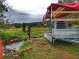 Nie tylko Wisła. Strażacy monitorują stan rzek w regionie
