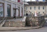 Inwestycje w Kaliszu. Co z podestem przy placu Jana Pawła II?