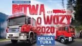 """Wyborcy z gminy Parchowo wygrali """"Bitwę o wozy"""". Nowy samochód bojowy średni ma trafić do jednostki OSP w Nakli"""