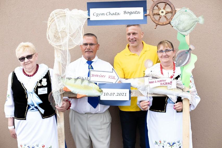 Wladysławowo: Wspólne gotowanie - kuchnia rybacka i ukraińska. Tak wyglądały warsztatowe spotkania NGO powiatu puckiego w MERK-u   ZDJĘCIA