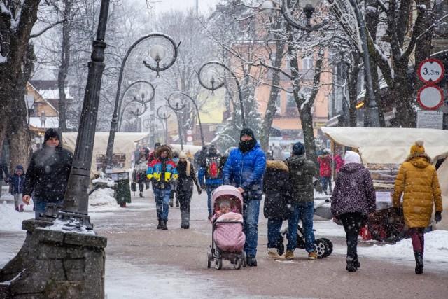 W weekend do Zakopanego mogą przyjechać tłumy turystów
