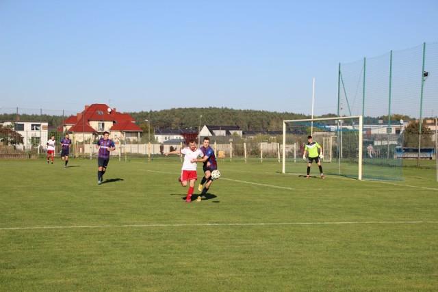 Sokół gładko pokonał gości z Michorzewa 5:0