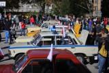 Classic Mania w Sosnowcu. 100 zabytkowych aut na 100-lecie niepodległości ZOBACZCIE ZDJĘCIA