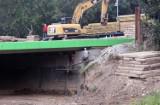 Budowany jest nowy most na rzece Czarna Woda w Legnicy, zobaczcie zdjęcia