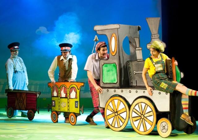 Mała Jesień Teatralna, czyli scena dla najmłodszych widzów