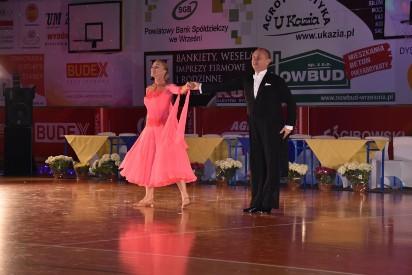 Wrześnianie zaprezentowali się podczas Tanecznego show