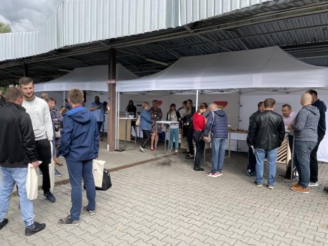 Pracownicy Kompleksu Energetycznego Bełchatów uczestniczyli w Dniu Otwartym CRK.